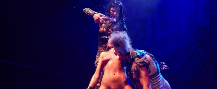 Sultan Sade Obscene Extreme 2019